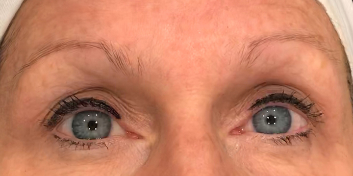 Before Microblaing- Brows By Bodine, Fort Worth